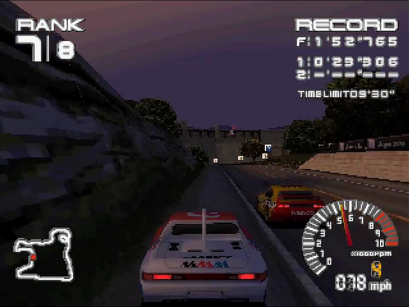 R4 Ridge Racer Type 4 Download Game | GameFabrique