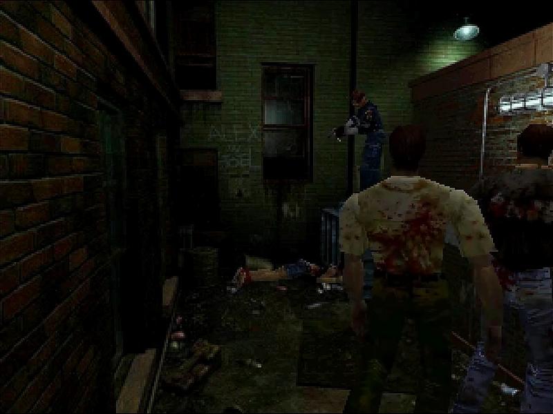 Resident Evil 2 Download Game | GameFabrique