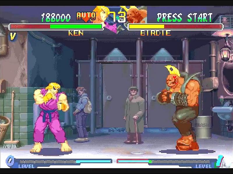 Street Fighter Alpha 2 Download Game | GameFabrique