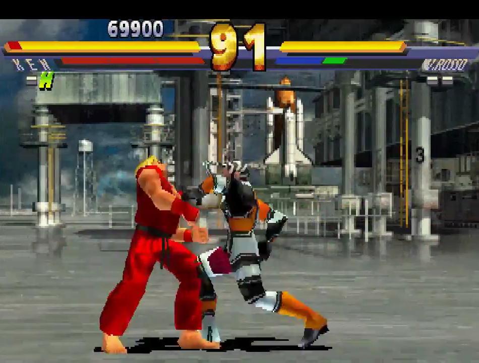 Street Fighter V Apk