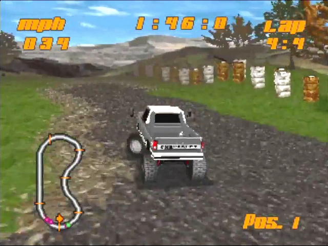 Off-Road Drive on Steam