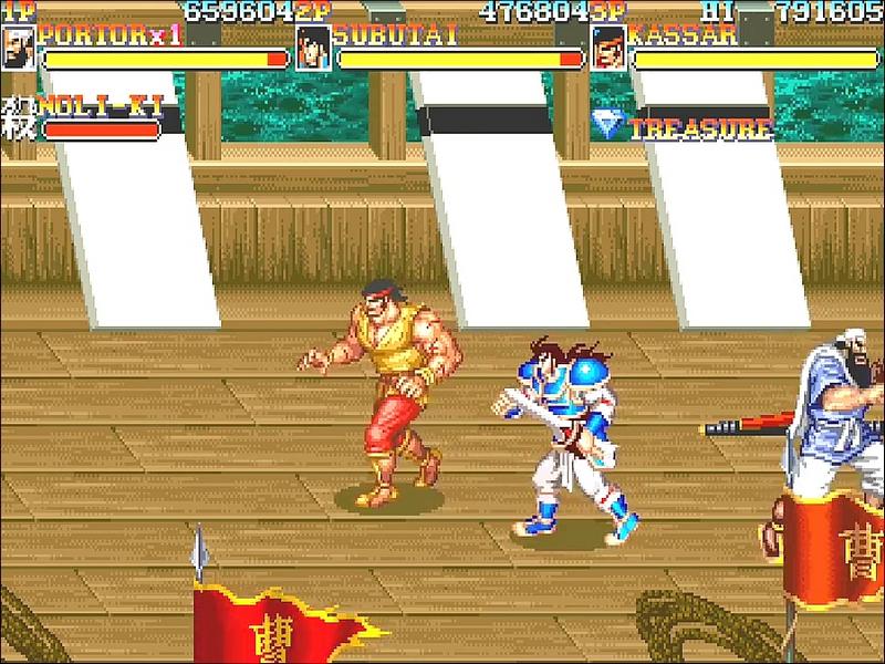 Warriors Of Fate Download Game - GameFabrique
