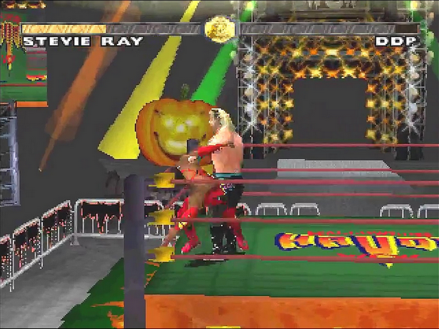 WCW Nitro Download Game | GameFabrique