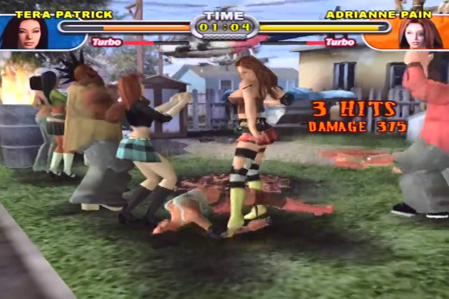 Backyard Wrestling 2: There Goes the Neighborhood Download ...