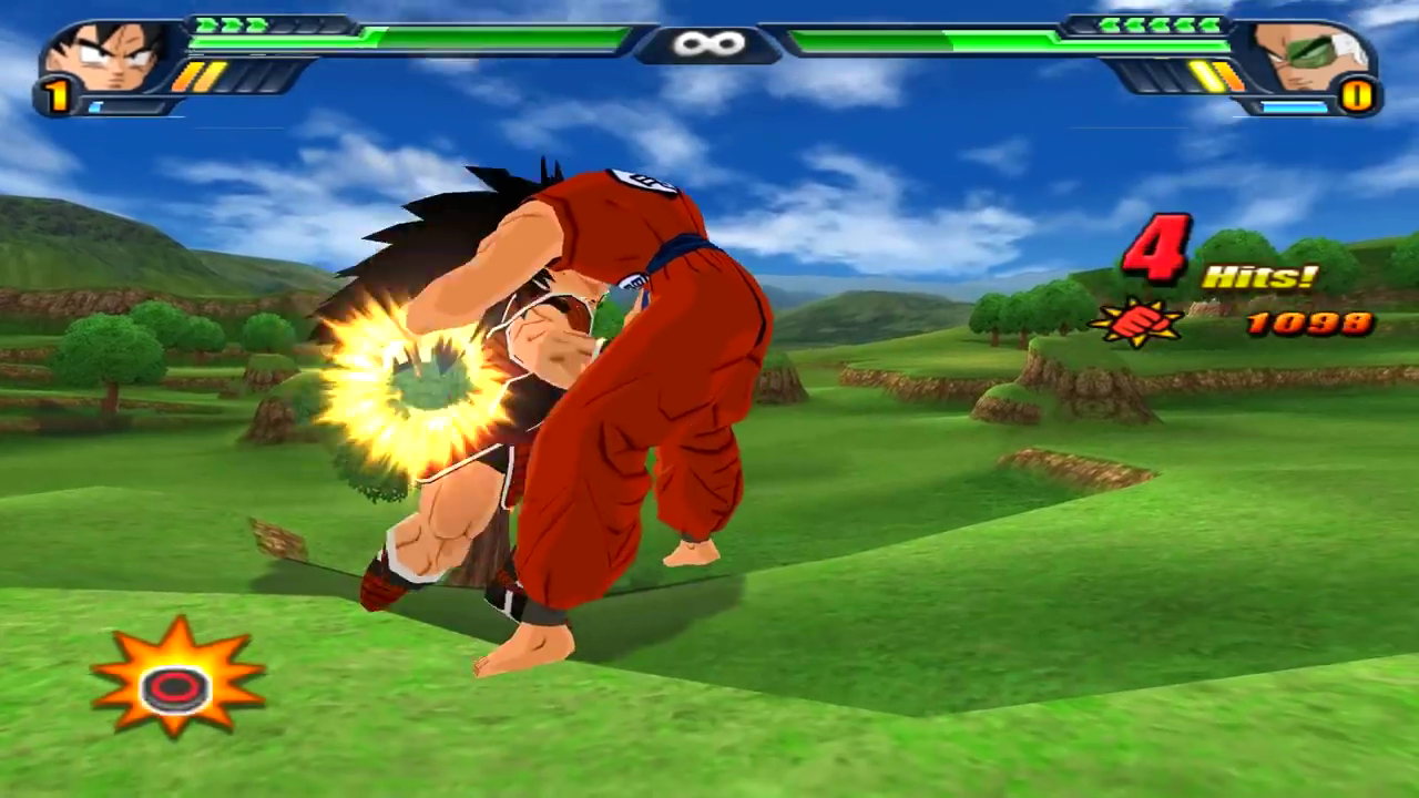 Dragon Ball Z Budokai Tenkaichi 3 Download Gamefabrique