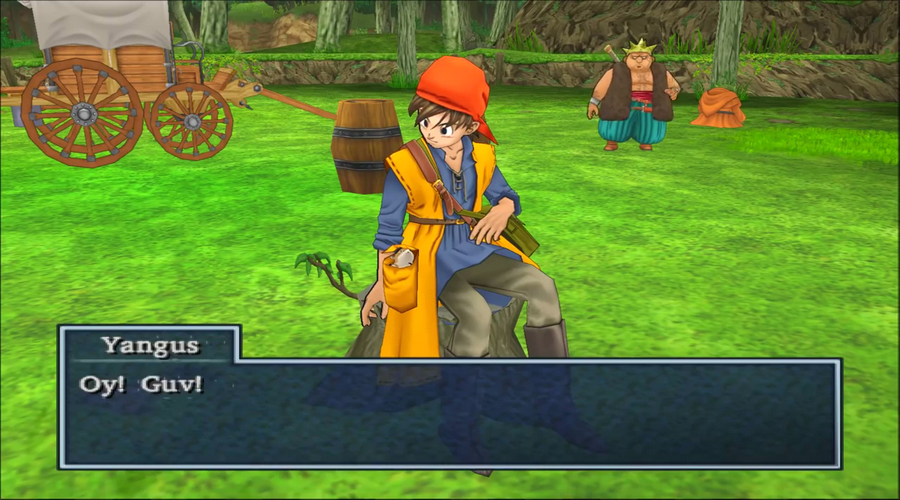 dragon quest 8 ps2 iso