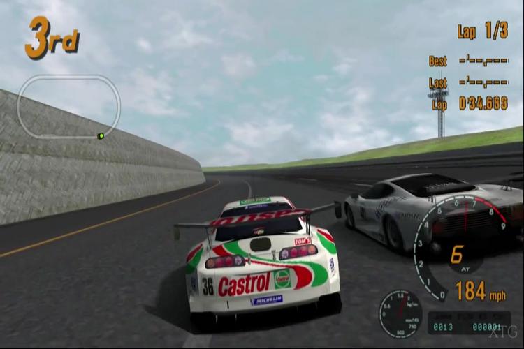 Gran Turismo 3 Download Game Gamefabrique