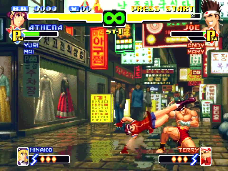 King Of Fighters 2000 2001 Download Game Gamefabrique