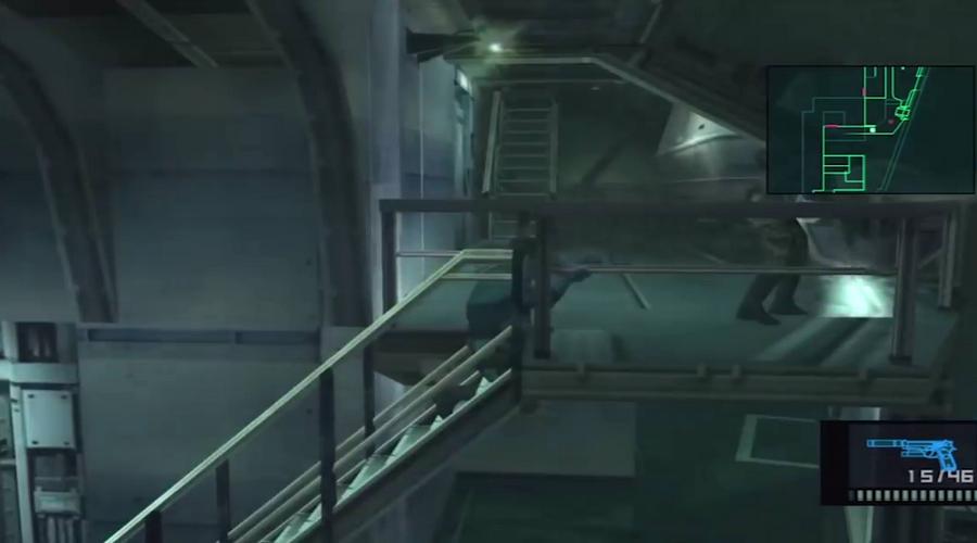 Metal Gear Solid 2: Substance Download Game | GameFabrique