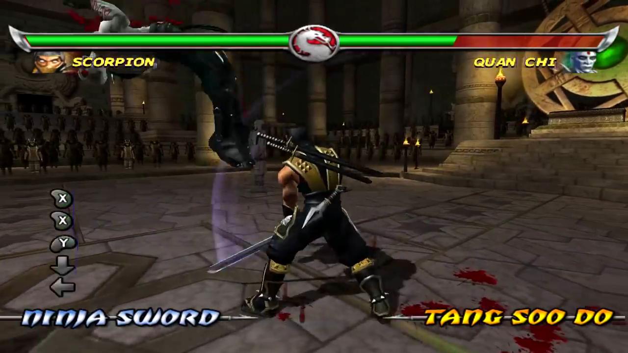 Mortal Kombat: Deadly Alliance Download Game   GameFabrique