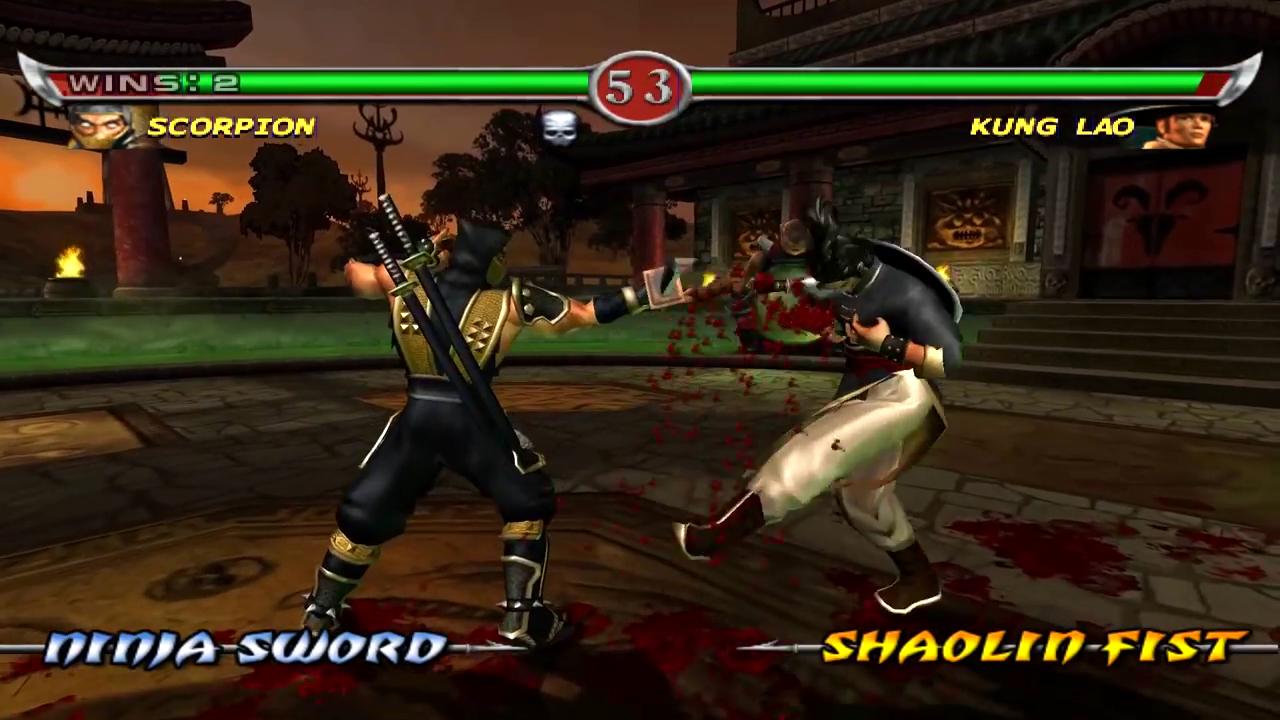 Mortal Kombat: Deadly Alliance Download Game | GameFabrique