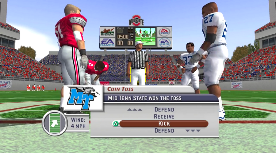NCAA Football 2003 Download Game | GameFabrique