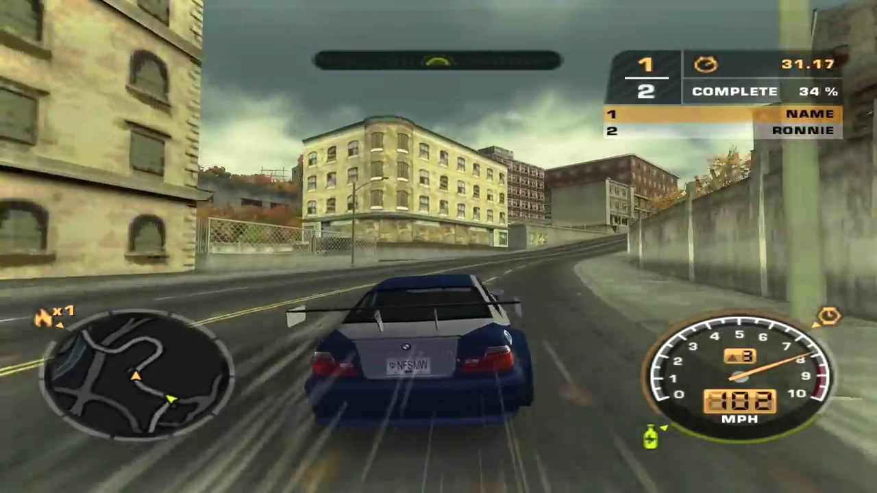 Need For Speed Most Wanted Black Edition Download Game Gamefabrique