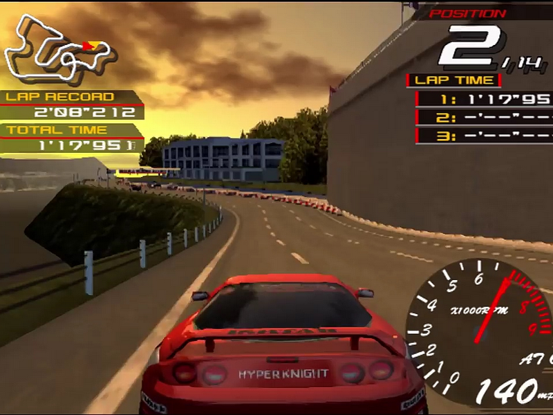 Ridge Racer 5 Download Game Gamefabrique