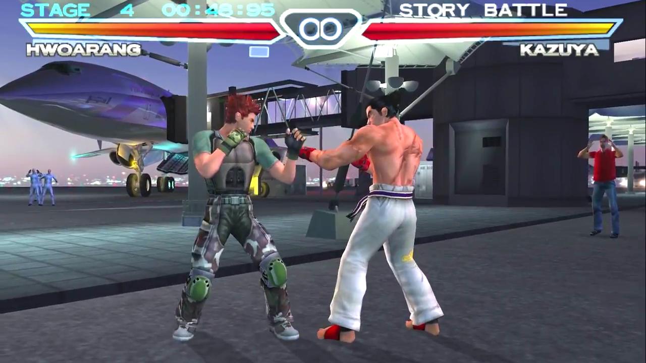 Tekken 4 Download Game | GameFabrique