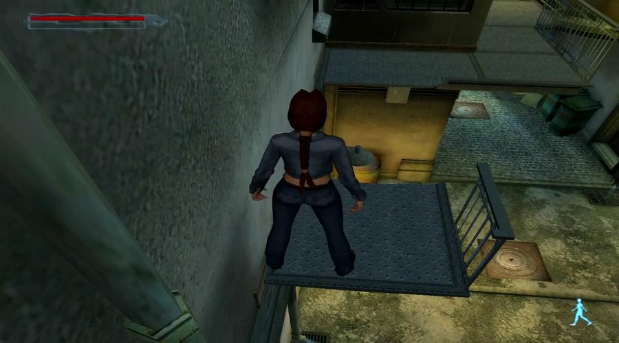 tomb raider the angel of darkness screenshots gamefabrique