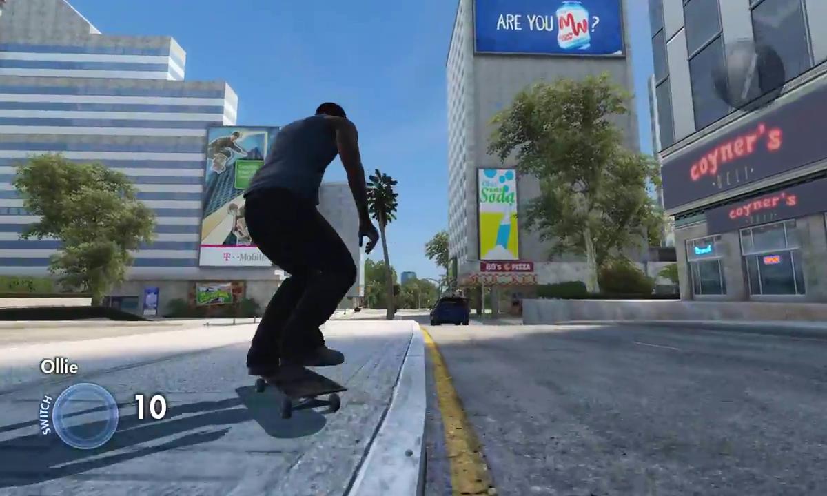 Faaqidaad : Skate 3 pc
