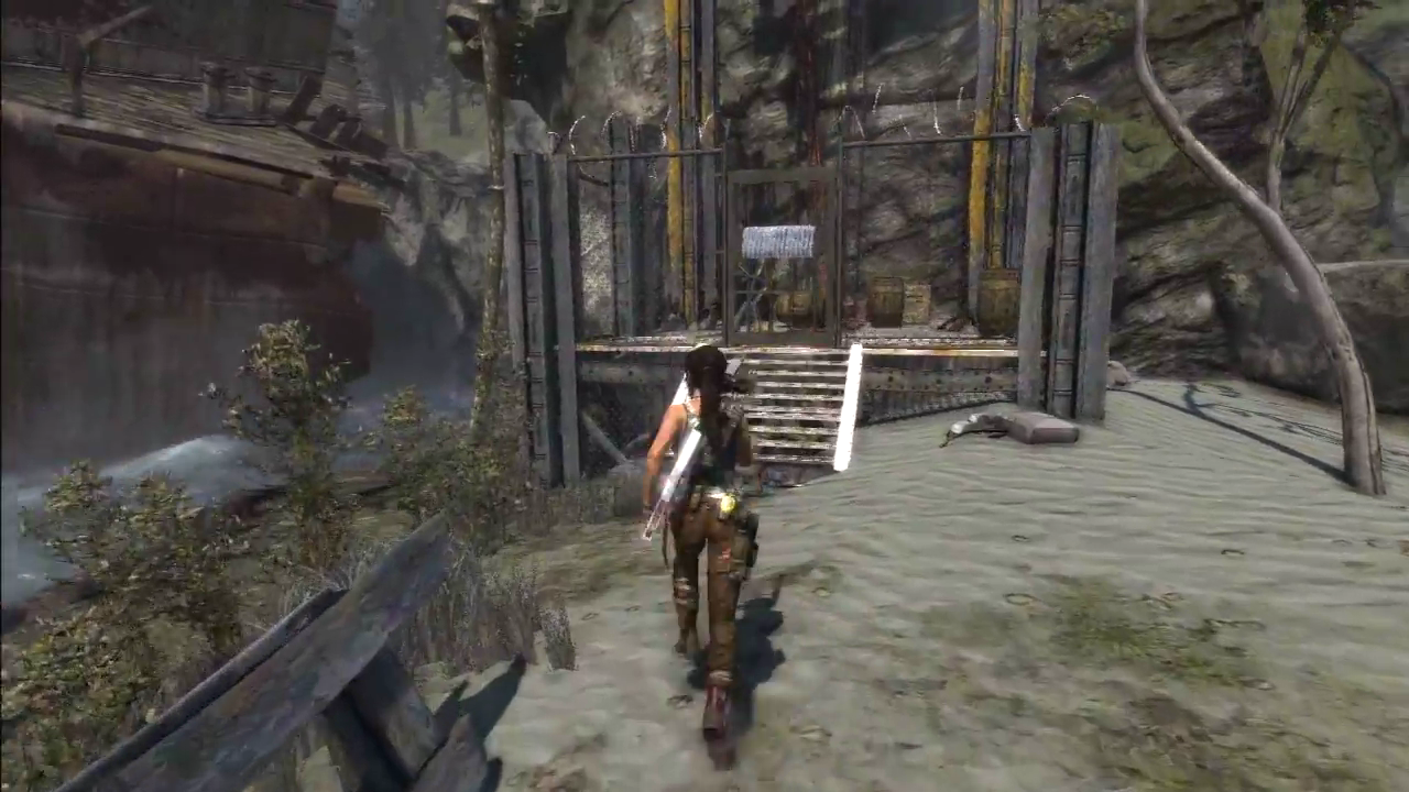 tomb raider 2013 pc gameplay