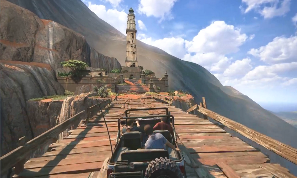 Uncharted 4 Download Game Gamefabrique