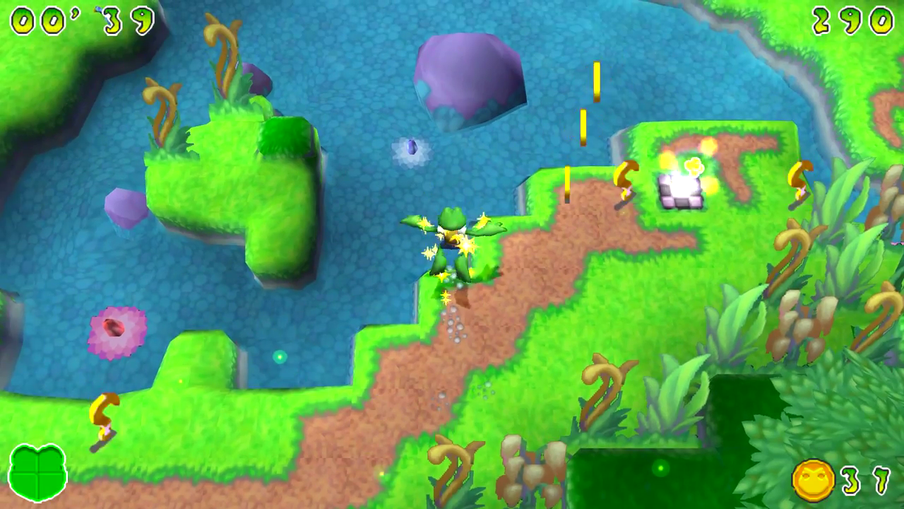 Frogger: Helmet Chaos Download | GameFabrique