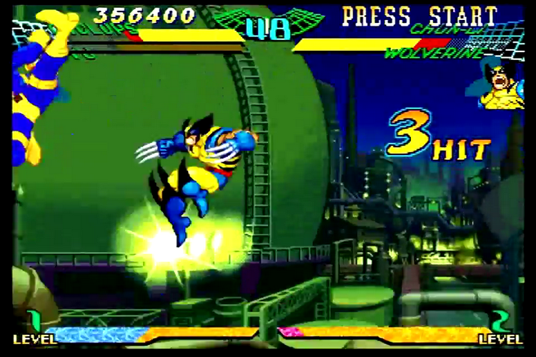 marvel vs capcom 3 apk uptodown