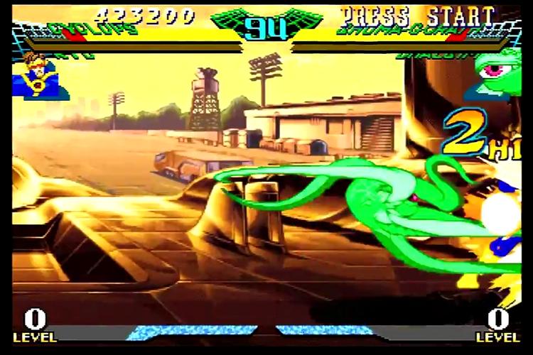 Marvel Super Heroes Vs Street Fighter Download Game Gamefabrique