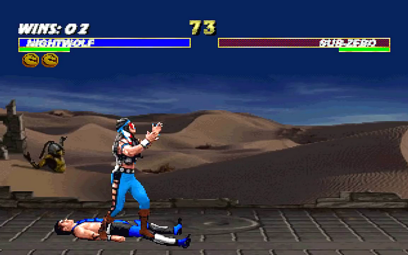 Ultimate Mortal Kombat 3 Download Game Gamefabrique