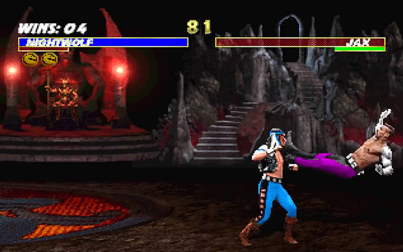 ultimatum mortal kombat 3