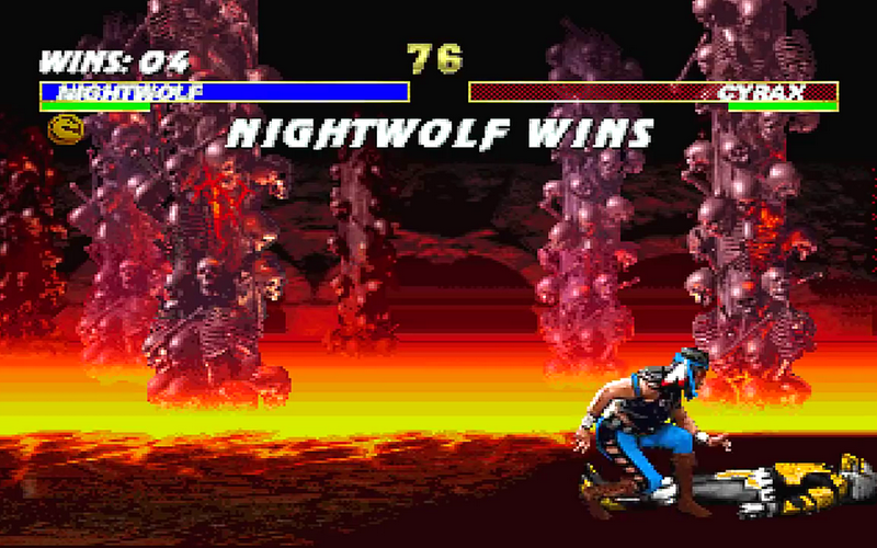 Ultimate Mortal Kombat 3 Download Game | GameFabrique