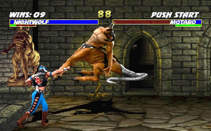 Ultimate Mortal Kombat 3 Download Game - GameFabrique