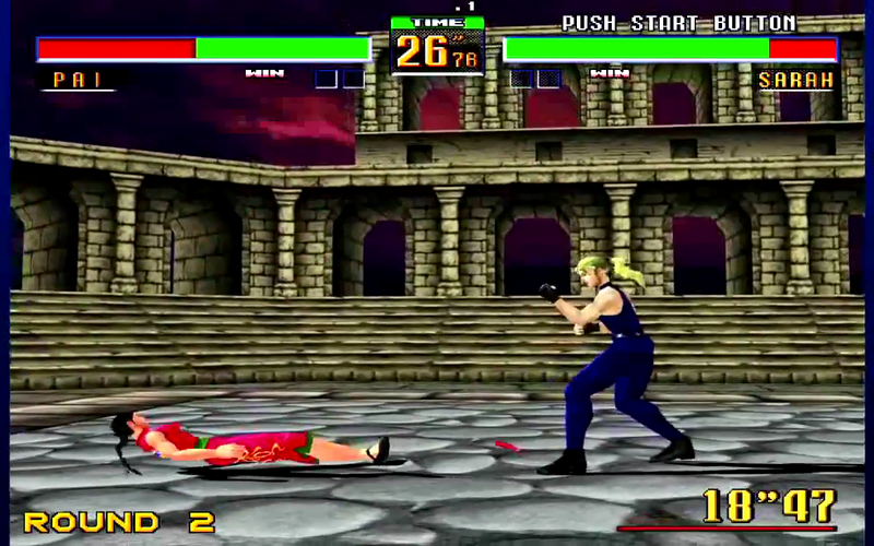 Virtua fighter 2 download free full game | speed-new.