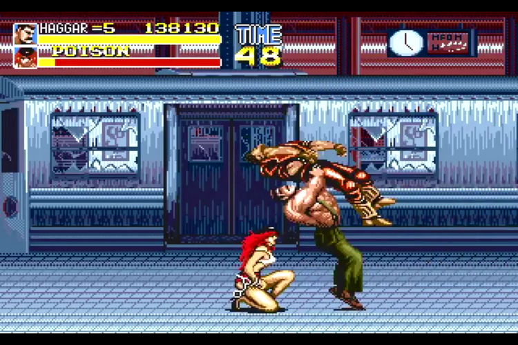 Final Fight Download Game - GameFabrique