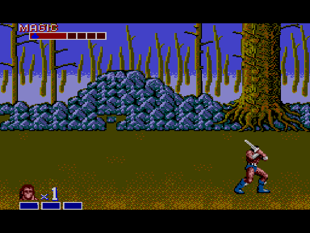 Golden Axe Download Game - GameFabrique