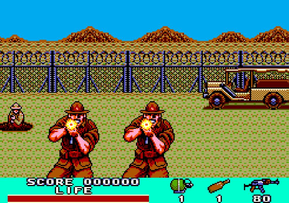 Rambo III Download Game | GameFabrique