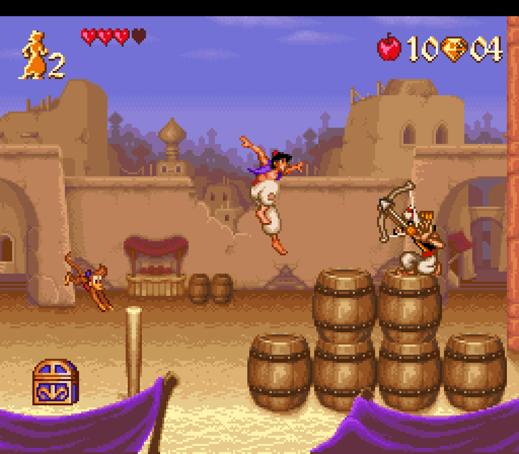 Aladdin Download Game - GameFabrique