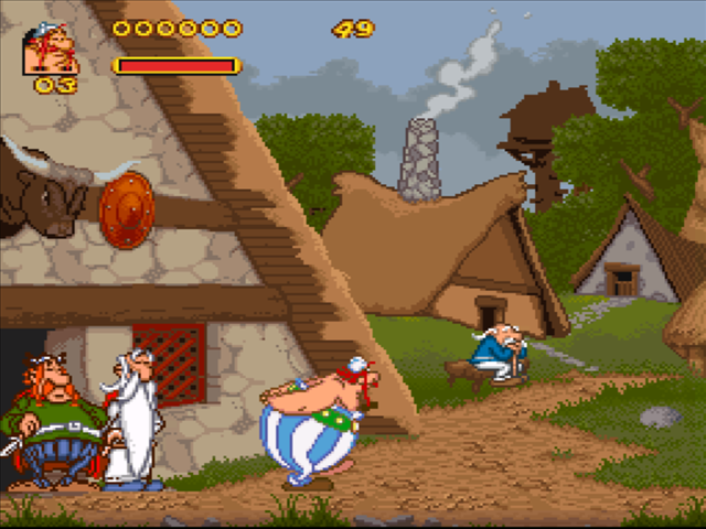 Asterix Obelix Download Game - GameFabrique
