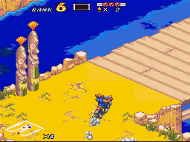 Biker Mice From Mars SNES - Pics about space
