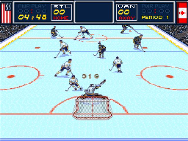 Brett Hull Hockey Download Game Gamefabrique