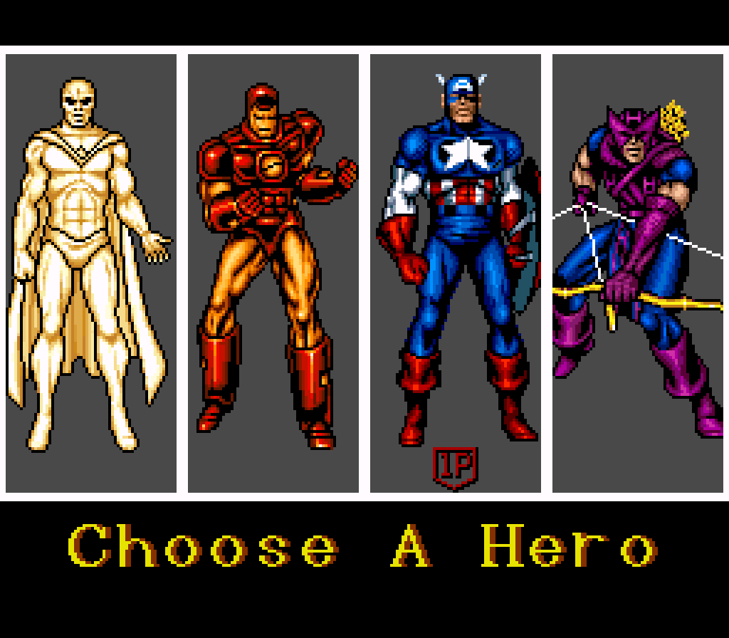 Captain America and the Avengers Download Game | GameFabrique Maximum Carnage Game