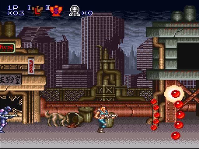 Contra III: The Alien Wars Download Game | GameFabrique