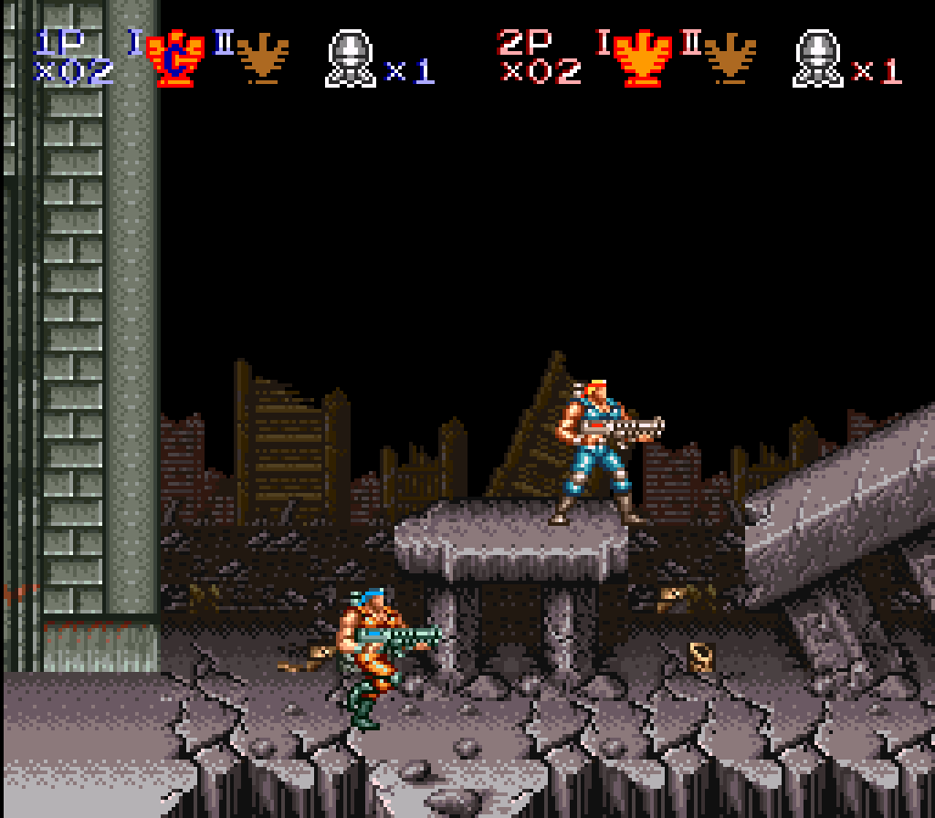 Contra III: The Alien Wars Download Game | GameFabrique