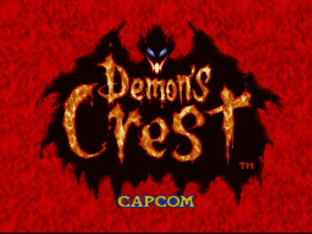 Demon S Crest Screenshots Gamefabrique