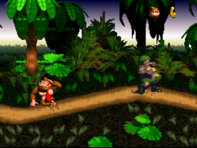 donkey kong country 1 download pc