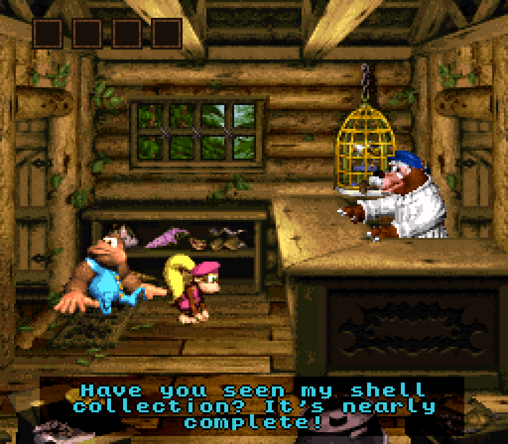 Donkey Kong Country 3: Dixie Kong's Double Trouble! Download Game