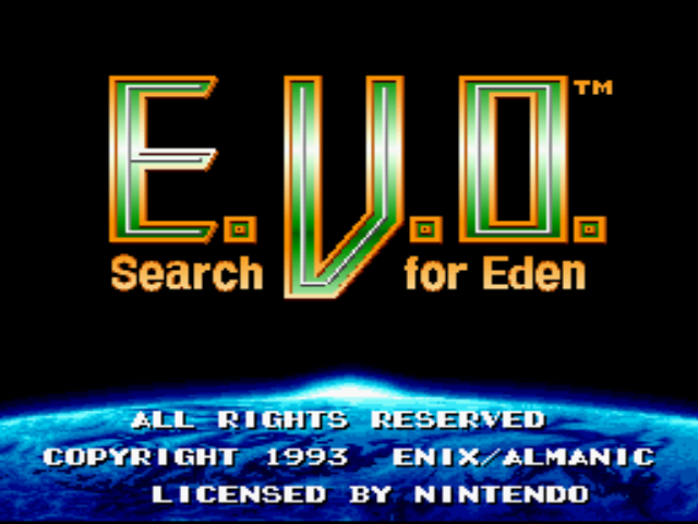 Search for Eden Screenshots