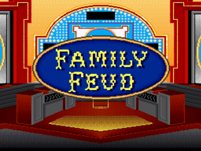 the game family feud