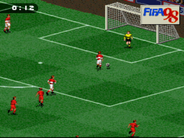 FIFA 98: Road to World Cup Game Download | GameFabrique
