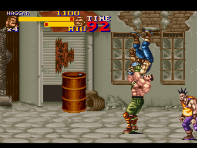 Final Fight 2 Download Game - GameFabrique