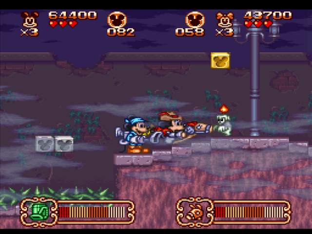 mickey mouse great circus mystery snes rom