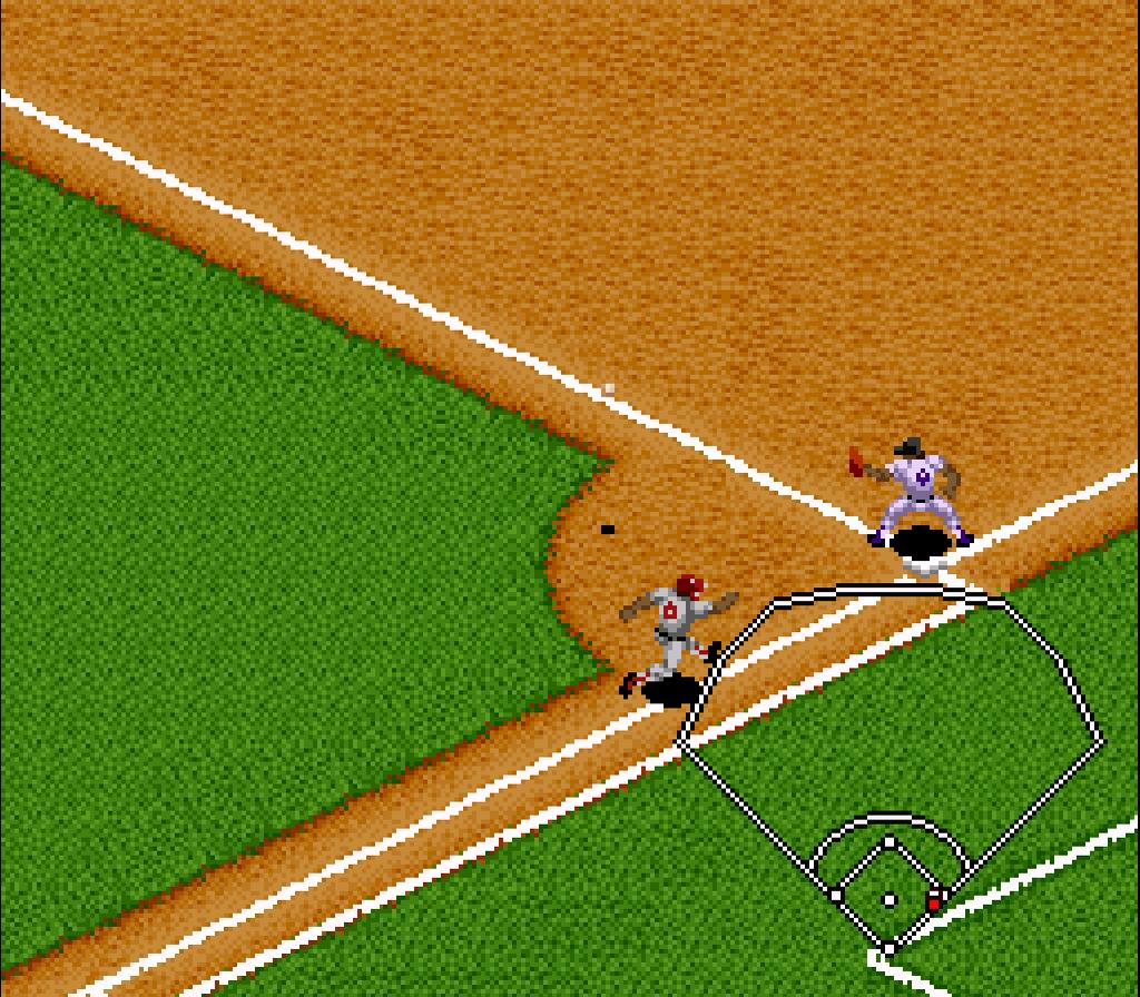 f83fa3bca0 ... Ken Griffey Jr. Presents: Major League Baseball SNES Screenshot ...